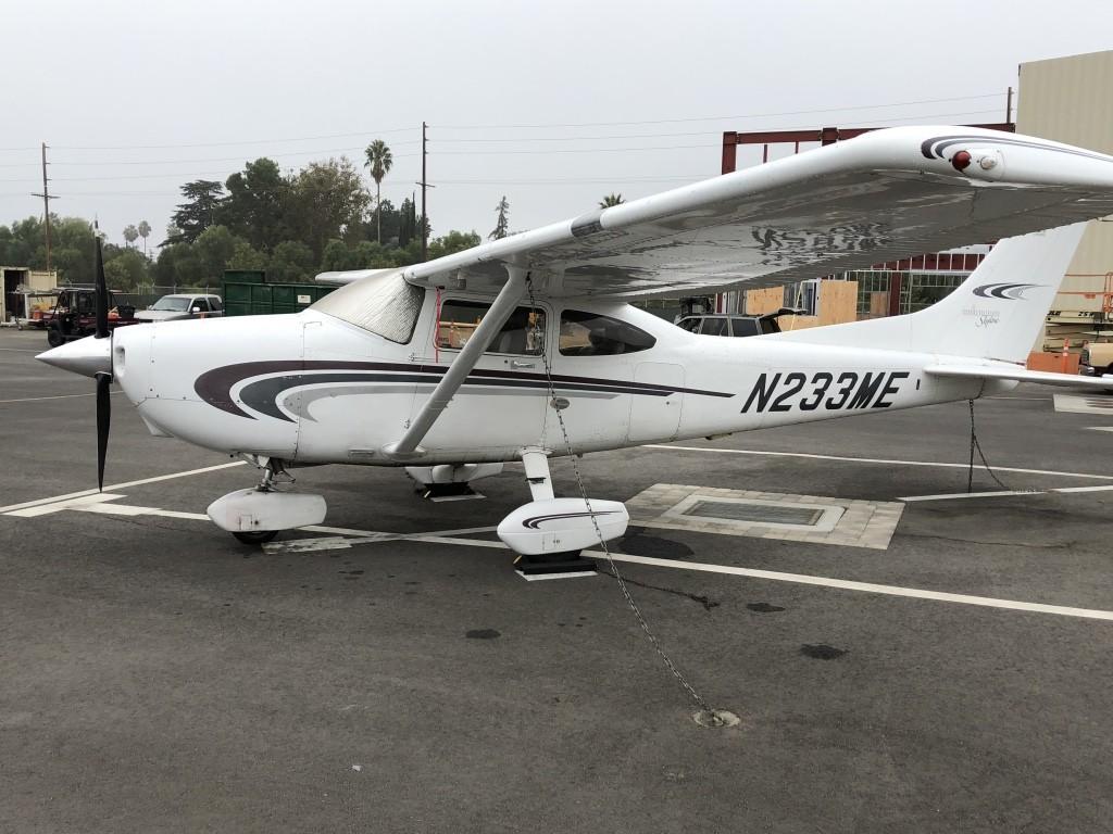 Wingswap 2002 Cessna 182