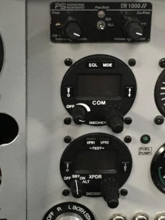 WingSwap - Becker AR 4201