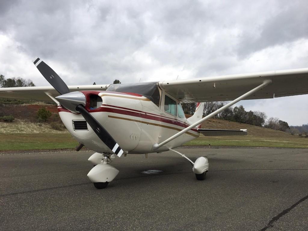WingSwap - 1968 CESSNA 182 Skylane Turbo