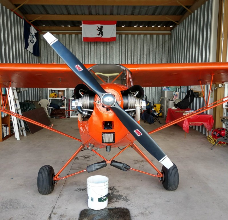 WingSwap - 1940 PIPER J5A Cub Cruiser